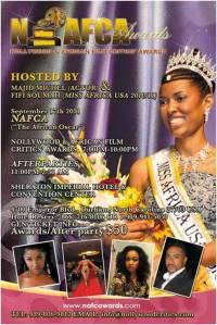 2011 NAFCA AWARDS (AFRICAN OSCARS)