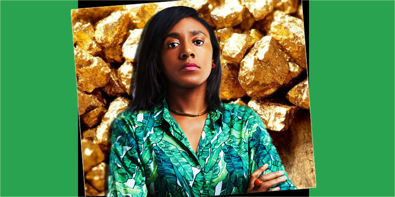 36-year-old Nere Teriba is building Nigeria's first gold refinery
