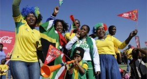 FIFA 2010 debuts in South Africa!