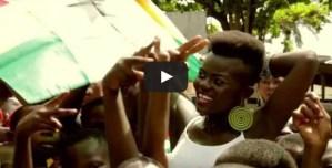 Wiyaala's 2014 World Cup Anthem for Ghana's Black Stars Team