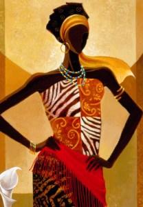 Celebrating African Women