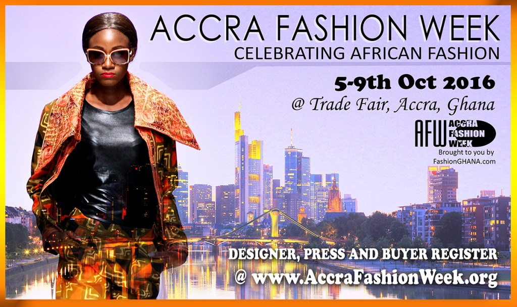 Accra Fashion Week – Celebrating African Fashion