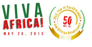 AFRICA DAY: May 25