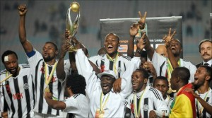TP Mazembe claim African Champions League crown again
