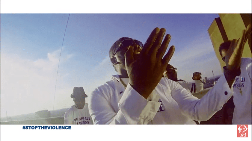 Stop The Violence (Official Video) Ft. JK, Ephraim, Kayombo, Taonga, Wile and Oscar