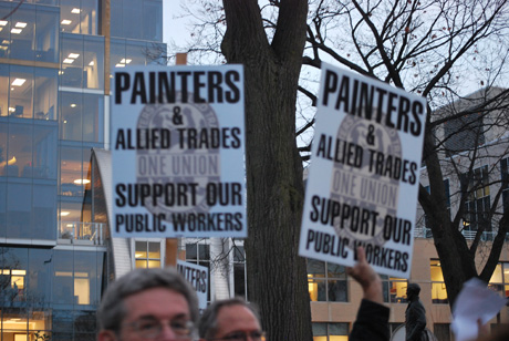 painters allied trades