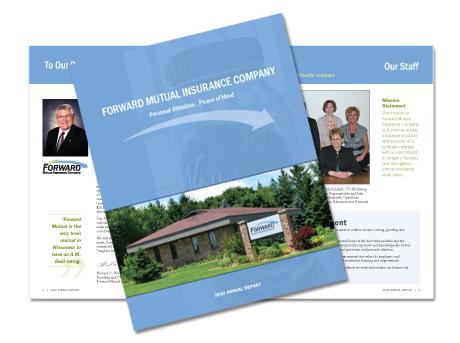 Forward Mutual Insurance Company 2010 Annual Report
