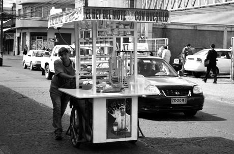 Chilean Street Scene