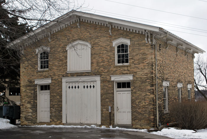 Lincoln-Tallman Carriage House, Janesville, WI