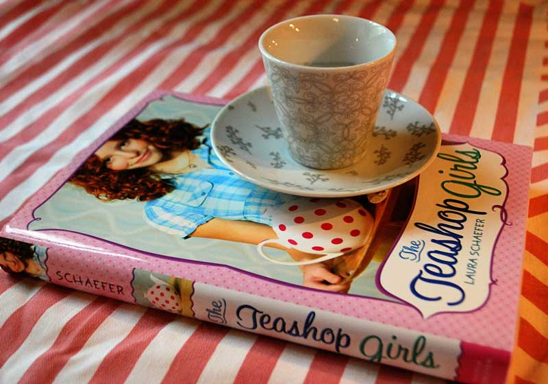 The Tea Shop Girls, by Laura Schaefer