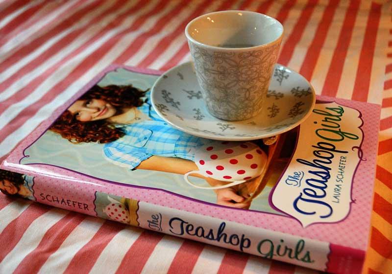 The Tea Shop Girls, by Laura Schaefer