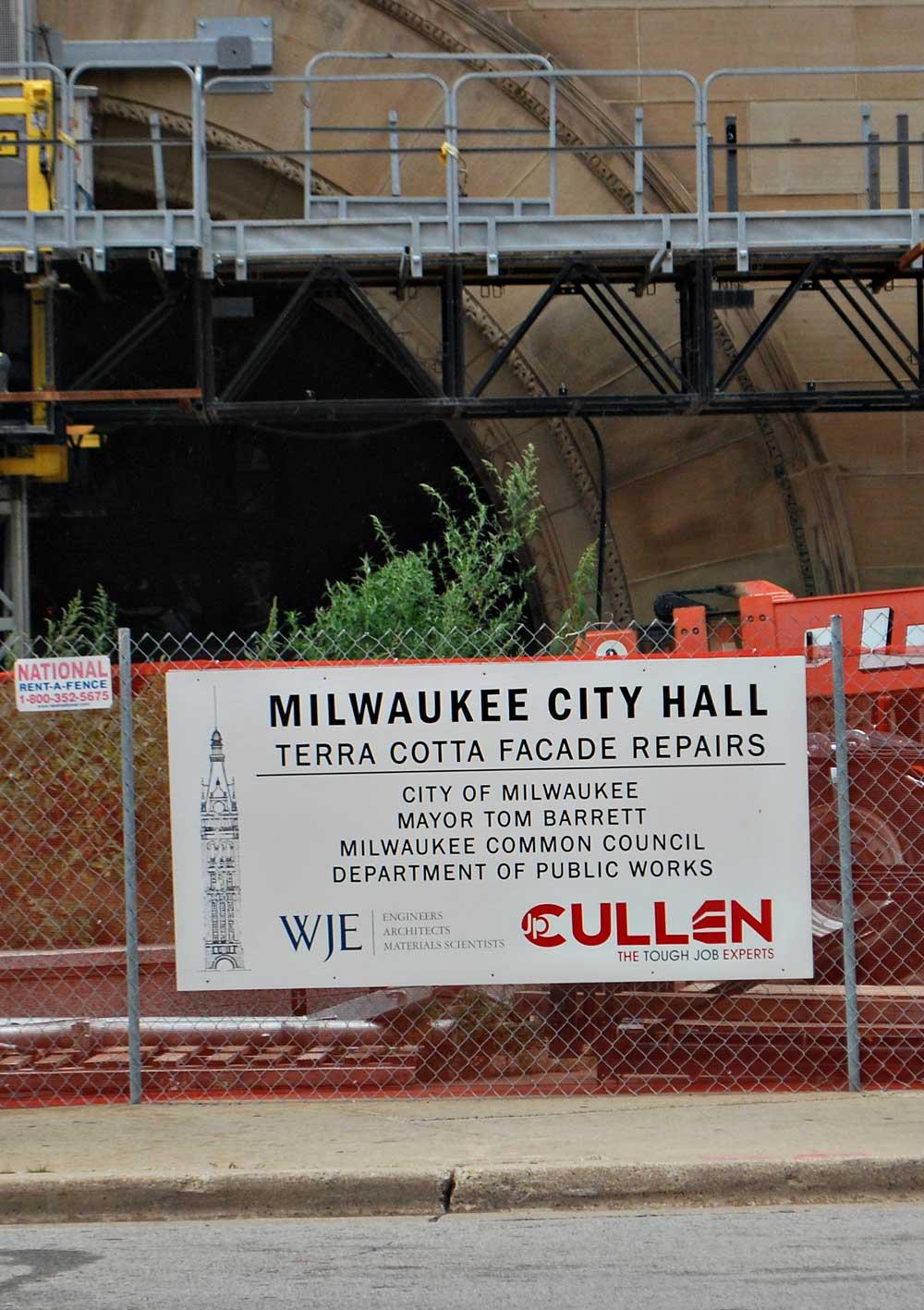 Milwaukee City Hall, Doors Open Milwaukee 2014