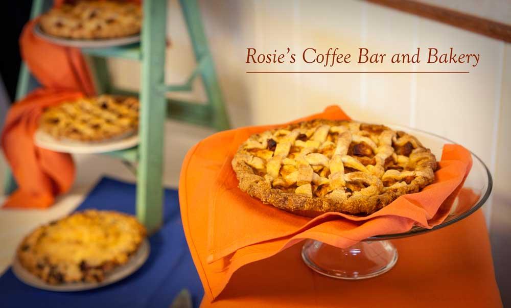 Rosie's Coffee Bar & Bakery, Madison, WI
