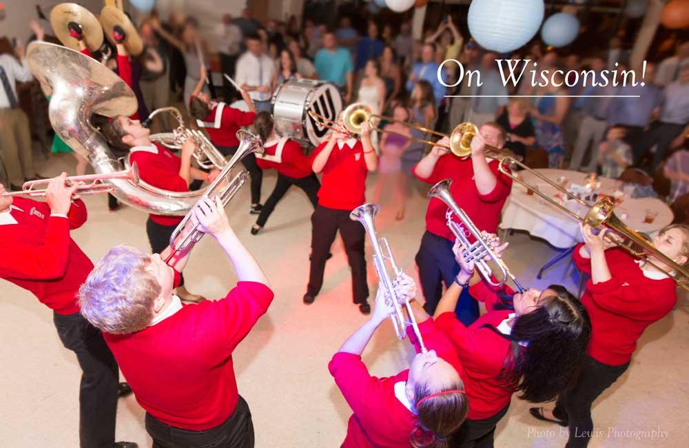 UW-Marching Band!
