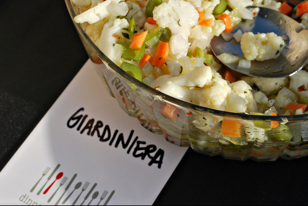 Giardiniera by Underground Food Collective, Madison, WI