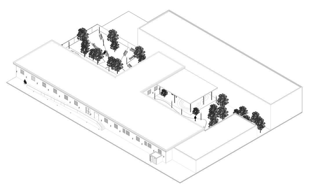 Adurbe confecciona un proyecto de referencia para el Centro Integral de DACE