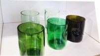 Re-use Recyclingglas