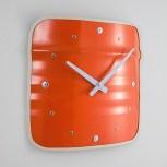 Uhr aus Ölfass