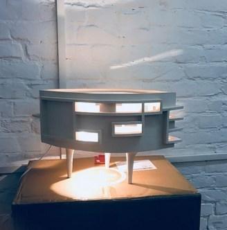 Architektur für den Tisch