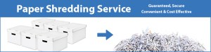 Paper Shredding Services San Diego
