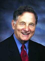 Image: Former U.S. Senator Birch Bayh