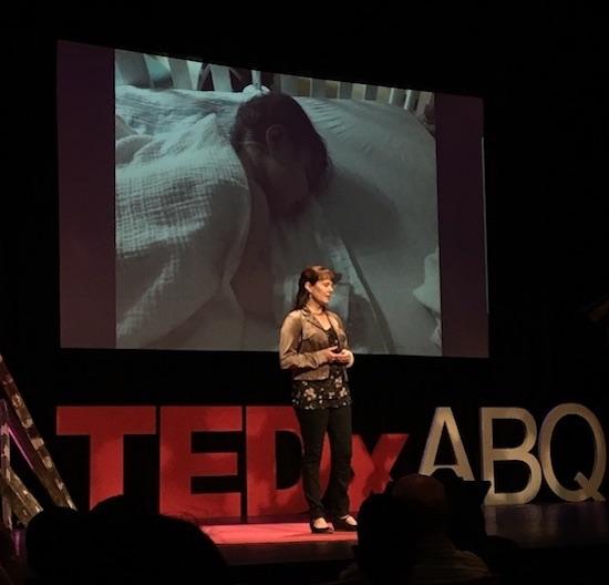 Pilar Sanjuan TEDxABQ