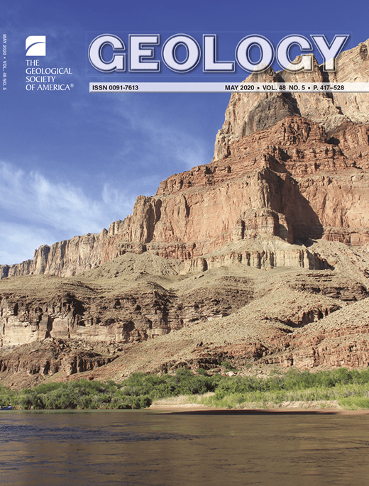 Geology Cover_Laura Crossey STEM Shoutout