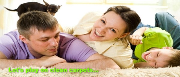 lets play on cleaner carpets