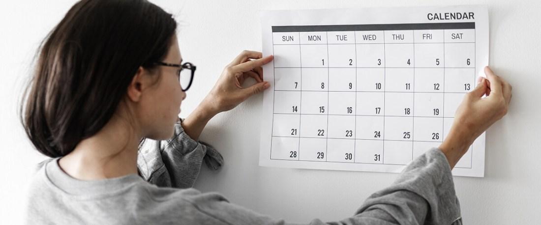 Estar atento as datas das férias evitará multas e transtornos