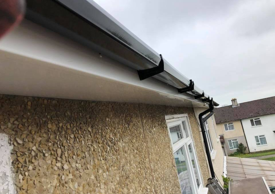Replacing Fascias, Soffits and Gutter and New Timber Rafters