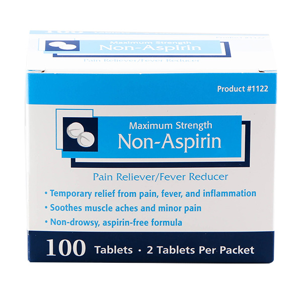 Maximum Strength Non Aspirin