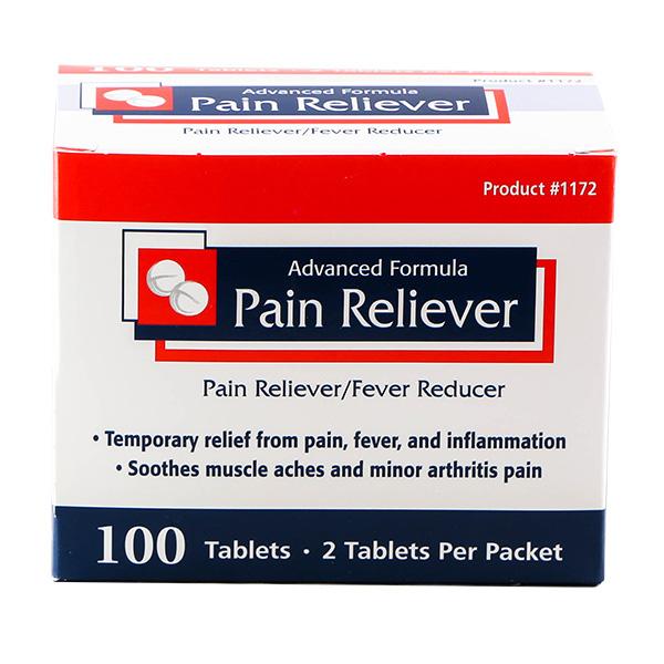 Advanced Formula Pain Reliever