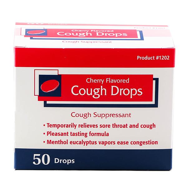 Cherry Cough Drops