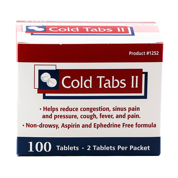Cold Tabs
