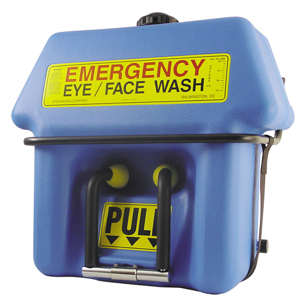 Emergency Eye & Face Wash