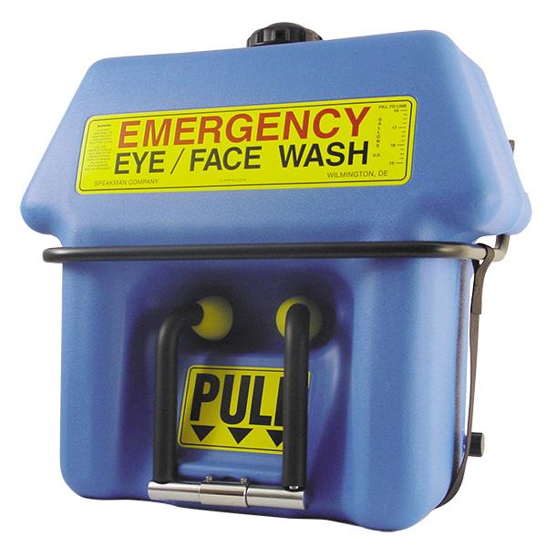 Emergency Eye & Face Wash