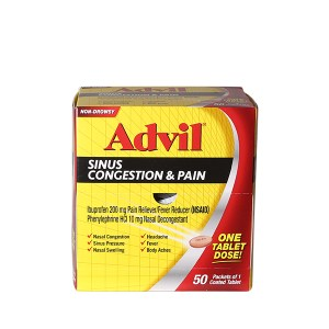 advil congestion