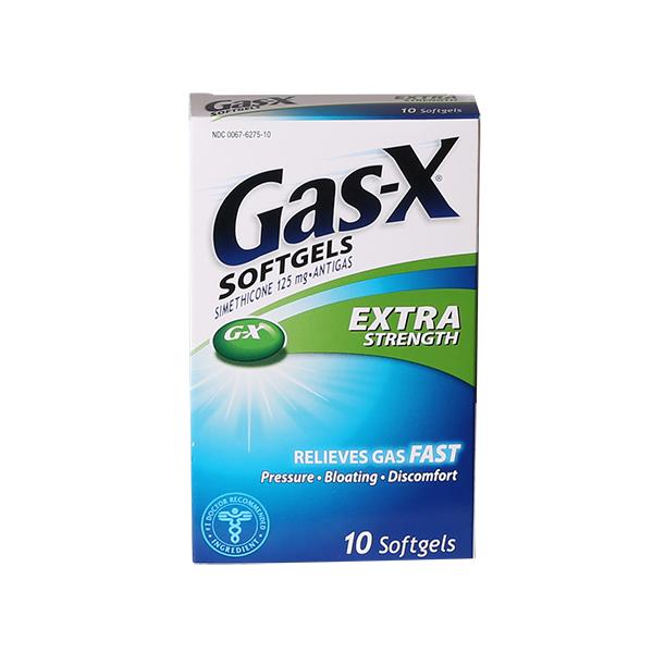 gas x