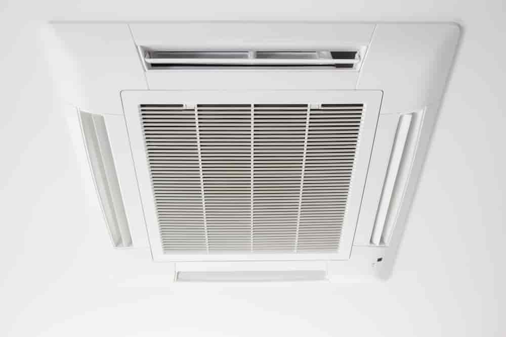 whole house exhaust fan installation