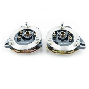 camber-caster plates