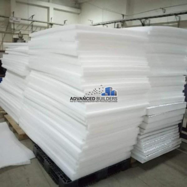 Styrofoam Acoustic Foam 1 Meter x 2 Meter