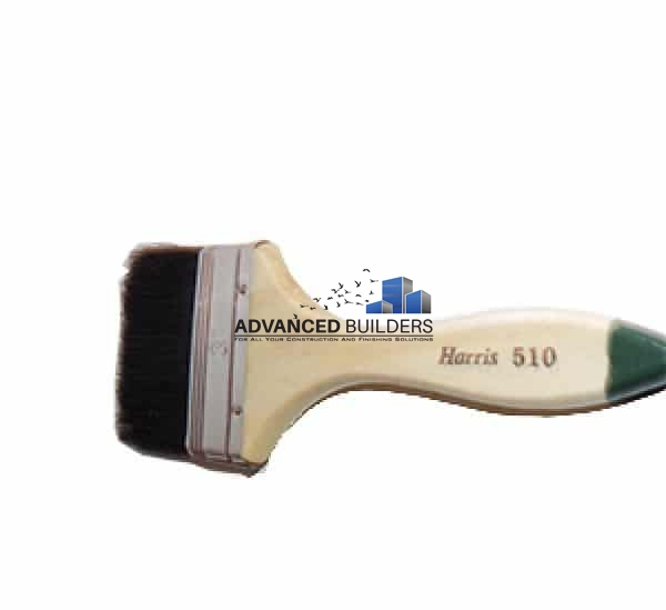 "Harris Green Tip Paint Brush 5"""