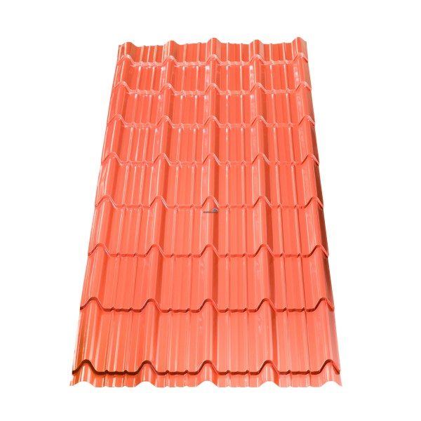 Top Roof Dura Tile 0.32mm Red