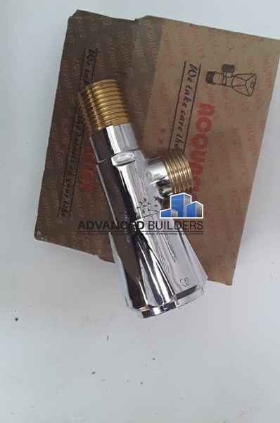 Aquaflex angle valve