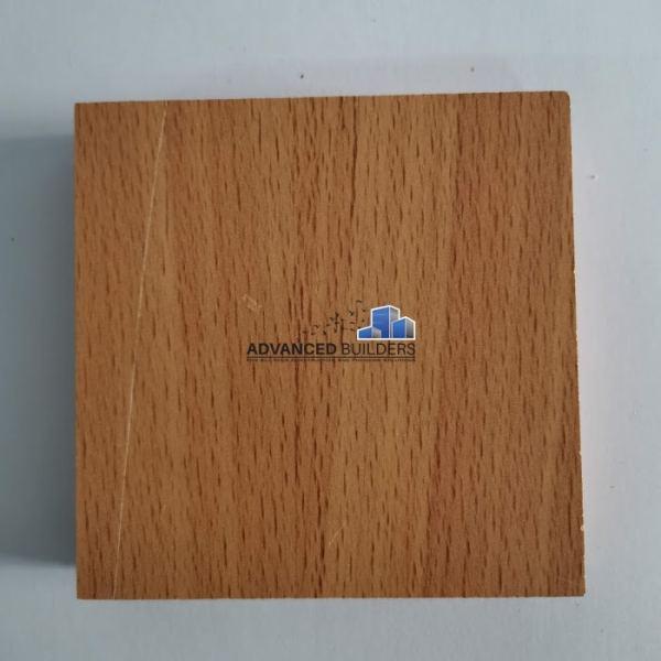 Advanced Builders MDF Board 18 mm Beech