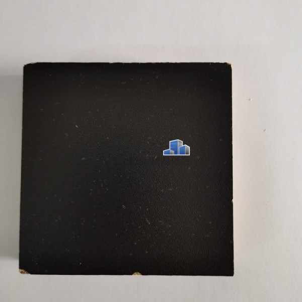 Advanced Builders MDF Board 18 mm Black