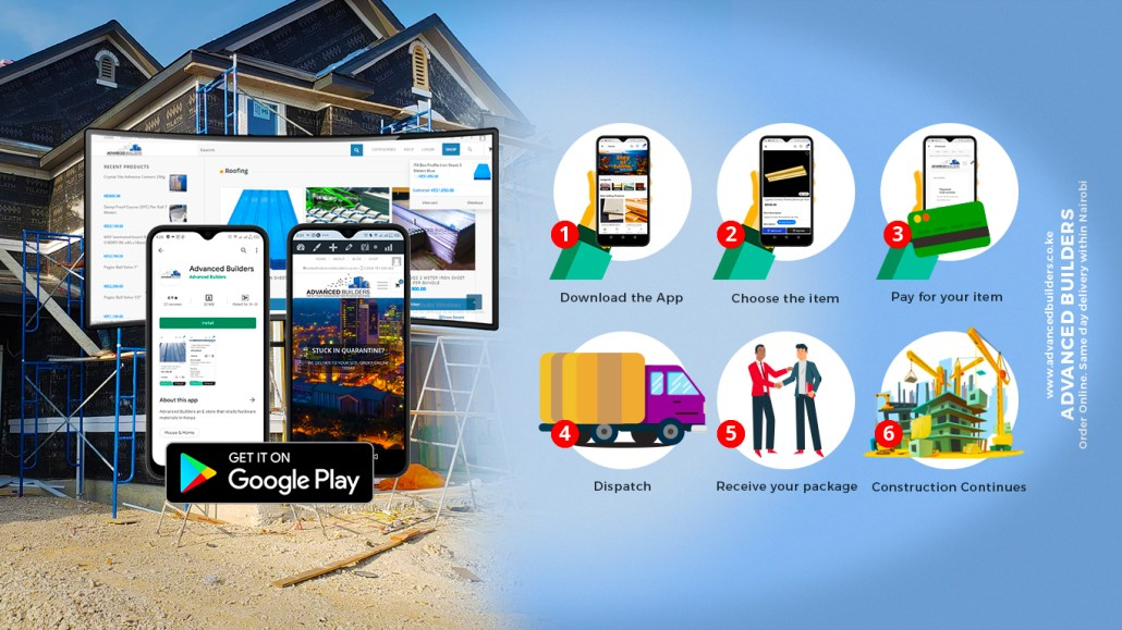 Advanced Builders Android App
