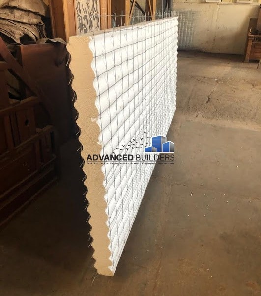 EPS Panels for construction
