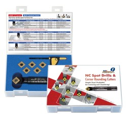 carbide spot drills -NC-KIT