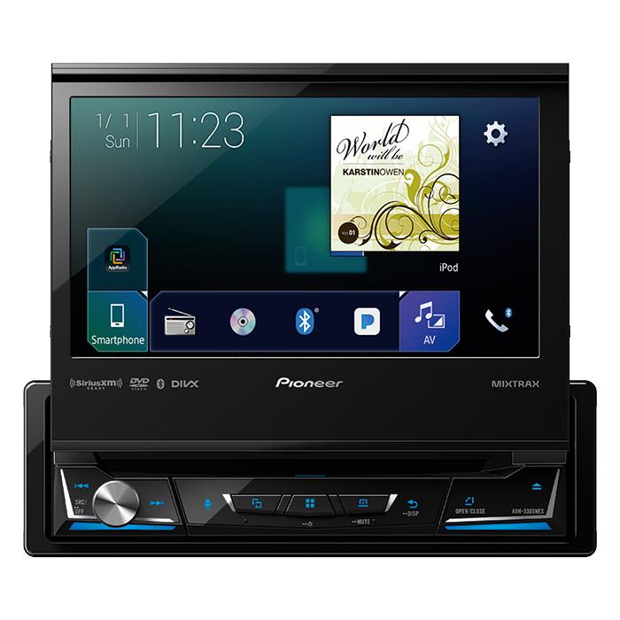 pioneer avh 3300nex \u2013 car \u0026 marine audio sales \u0026 installation car